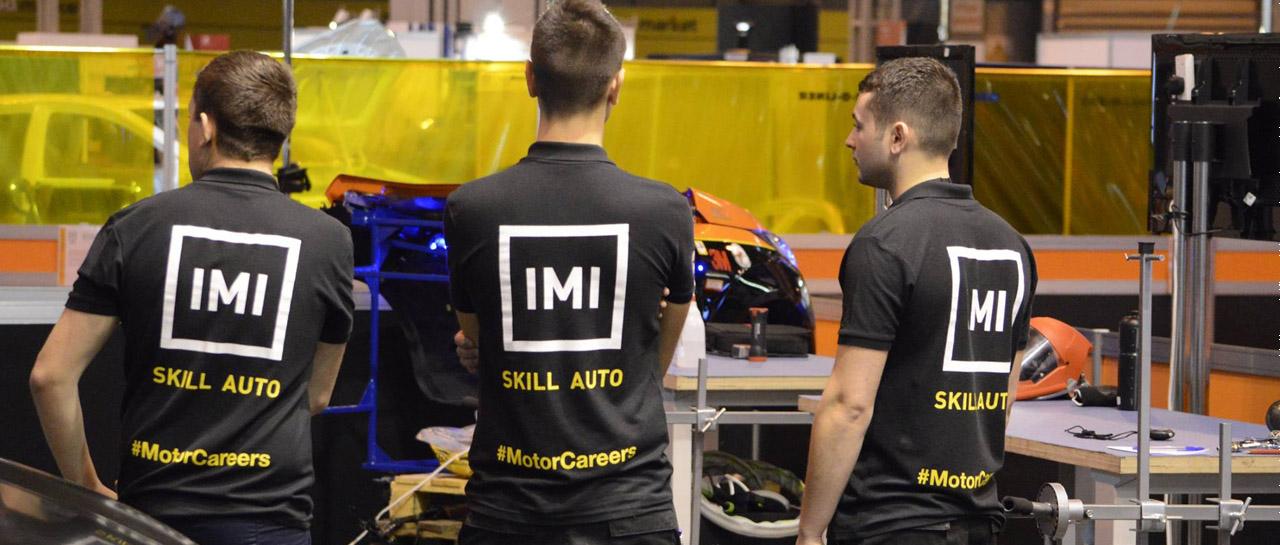 IMI Technicians Image